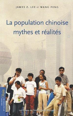 9782760619685: La population chinoise : mythes et réalités
