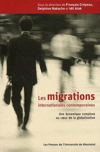MIGRATIONS INTERNATIONALES CONTEMPORAINES (LES): COLLECTIF
