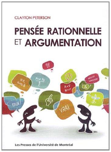 PENSEE RATIONNELLE ET ARGUMENTATION: PETERSON