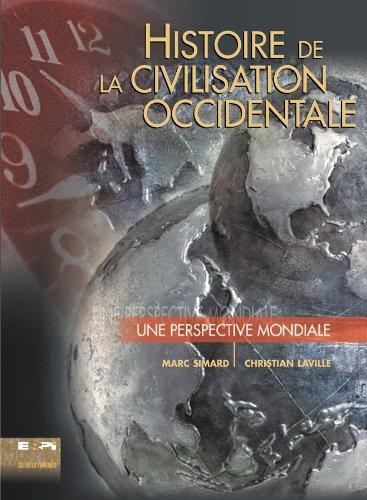 9782761308687: Histoire De Civilisation Occidentale
