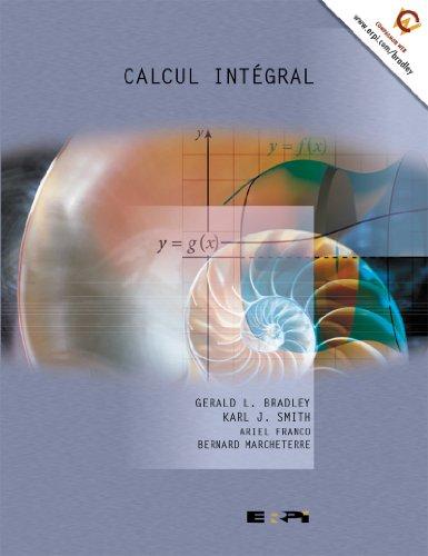 9782761311205: CALCUL INTEGRAL