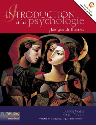 9782761312714: INTRODUCTION A LA PSYCHOLIGE