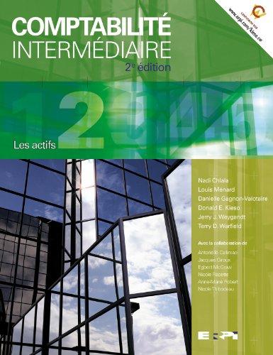 9782761312936: Comptabilite intermediaire tome 2