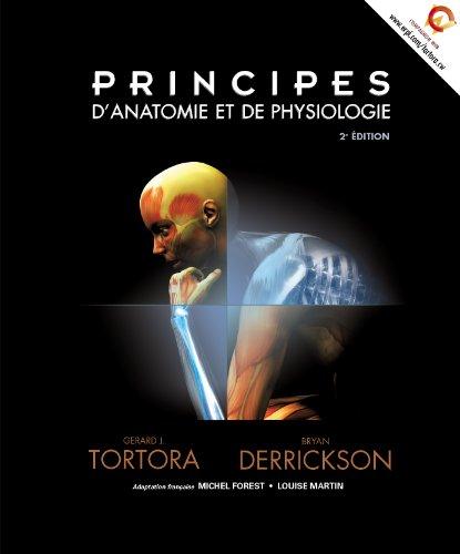 9782761318402: Principes d'anatomie & phys.2e tortora