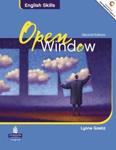 Open window 2e book english skills: Gaetz Lynne