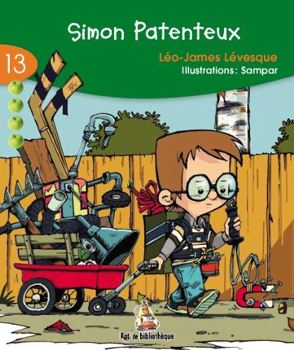 Simon Patenteux (7-8): Rat Vert 13 (Rat: Levesque, Leo-James