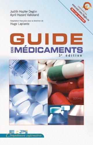 9782761322942: Guide des médicaments
