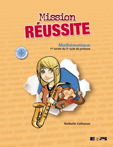 Mission reussite 5e mathematique [Mar 17, 2009]