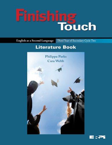 Finishing touch 5 / recueil anglais sec.5: Parks Philippa Webb Cara