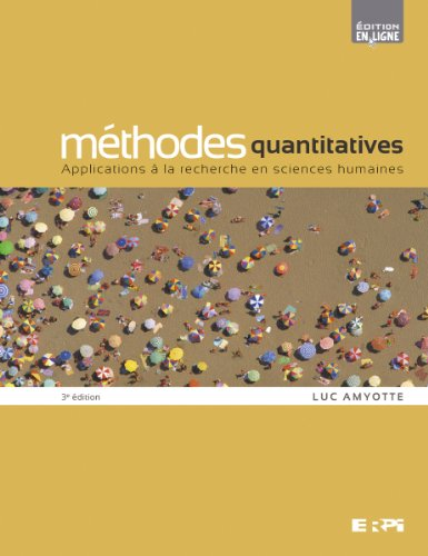 Methodes quantitatives (French Edition): Amyotte Luc
