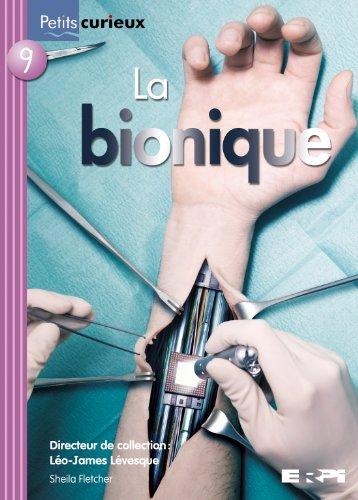 9782761330497: Bionique pet.cur.mauve 09