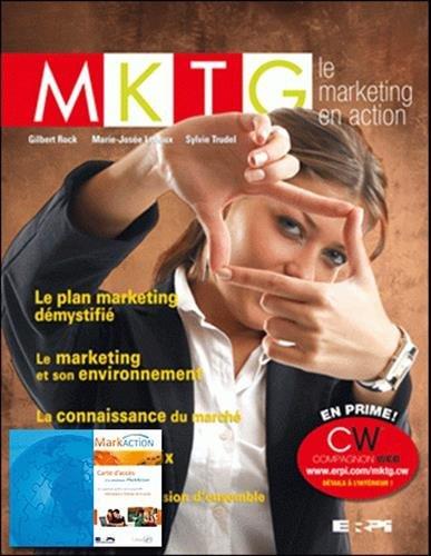 9782761331005: mktg - le marketing en action + simulations