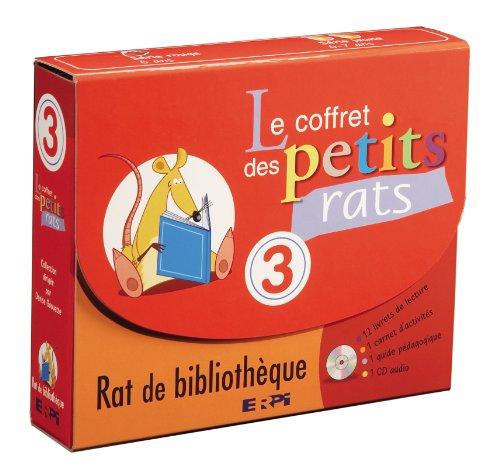 9782761332248: Le Coffret des Petits Rats V 03