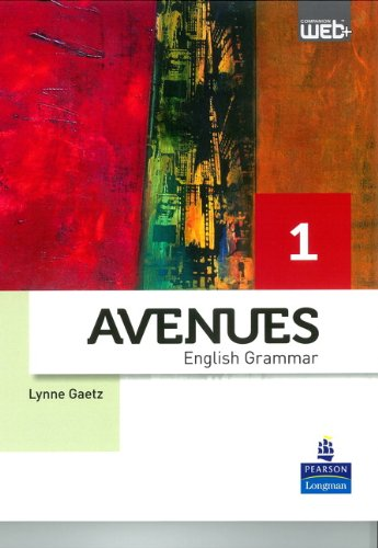 9782761345262: Avenues 1 Grammar Book with Review Guide and CW+