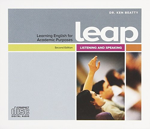 Learning English for Academic Purposes Classroom Audio