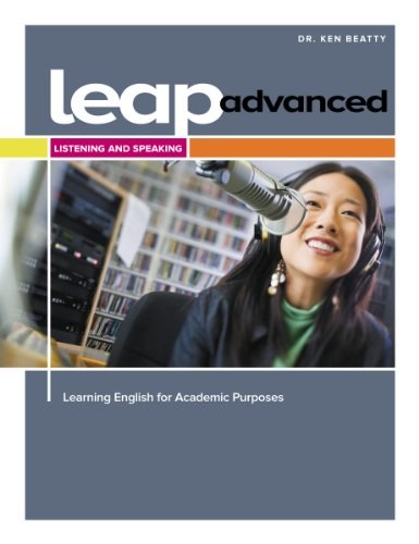 LEAP Advanced Listening and Speaking Student Book: Beatty, Ken
