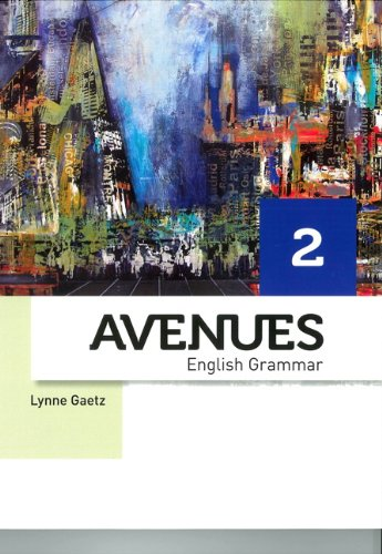 9782761353991: Avenues 2 Grammar Book with Review Guide and CW+