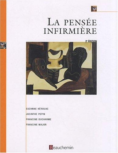 9782761619714: La pensée infirmière