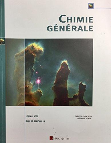 Chimie générale: John-C Kotz