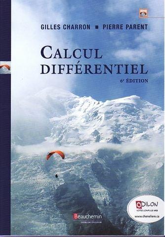 9782761645195: Calcul Differentiel 6th Edition