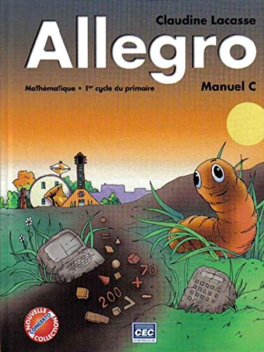 ALLEGRO, MANUEL C: CLAUDINE LACASSE