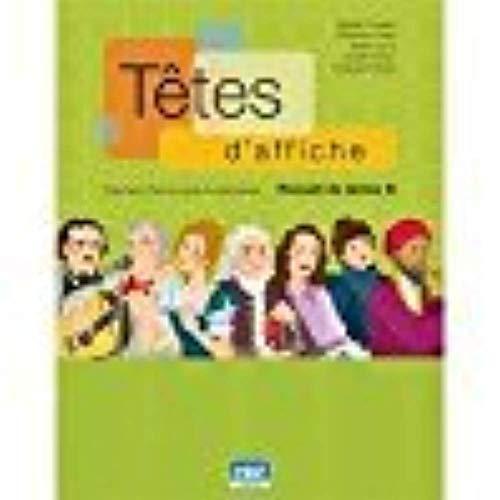 TETES D`AFFICHE, RECUEIL DE TEXTES B: CHAVALIER ET AL
