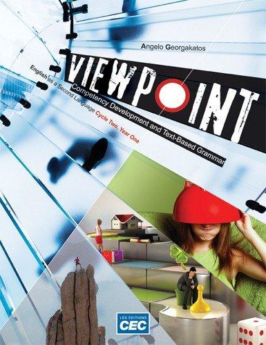 CEC View Point Workbook (Competency Development and: Angelo Georgakatos