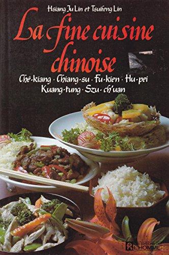 9782761902700: La fine cuisine chinoise