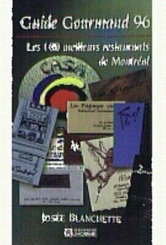 Guide gourmand96 rest.montreal: Blanchette, Jos?e