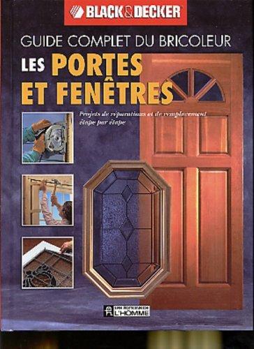9782761917414: PORTES ET FENETRES (GUIDE COMPLET)