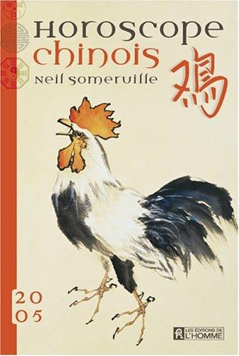 Horoscope chinois: Sommerville, Neil