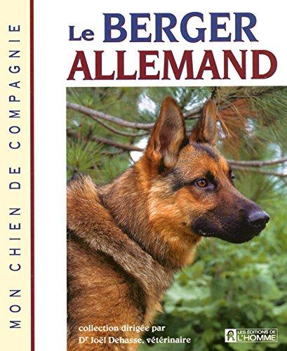 9782761924818: BERGER ALLEMAND