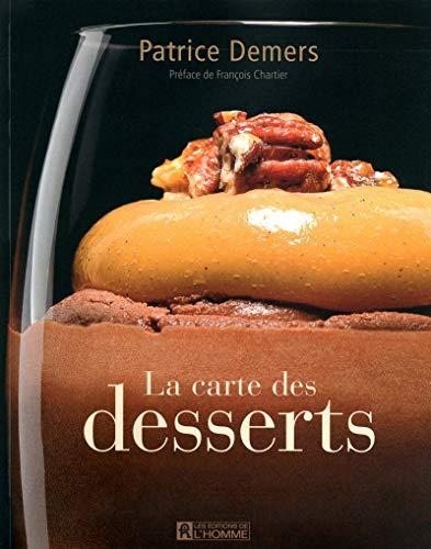 9782761926713: La carte des desserts (French Edition)