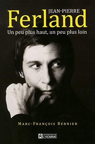 Jean-Pierre Ferland: n/a