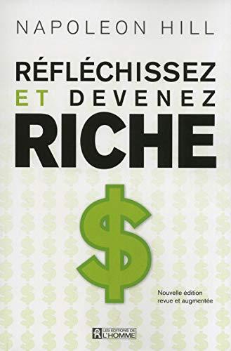 9782761931342: Réfléchissez et devenez riche - nouvelle édition revue et augmentée