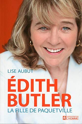 9782761940122: Edith Butler