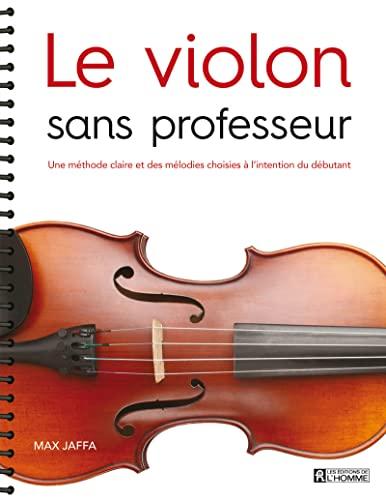 9782761943246: VIOLON SANS PROFESSEUR