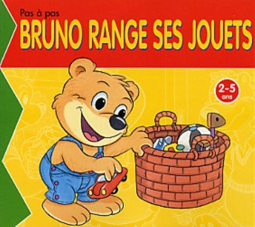 Bruno range ses jouets: N/A