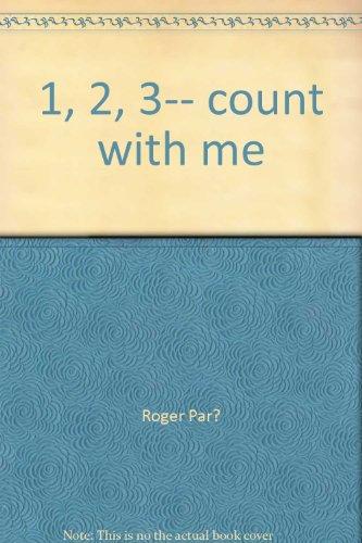 1, 2, 3-- count with me: Roger Par?