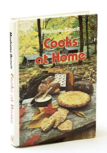 9782762558975: Madame Benoit Cooks at Home