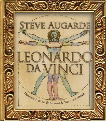 9782762589474: Leonardo da Vinci
