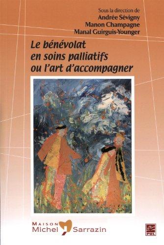 BENEVOLAT EN SOINS PALLIATIFS OU L ART D: COLLECTIF