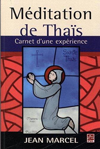 MEDITATION DE THAIS: MARCEL