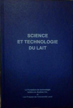 9782763770499: Science Et Technologie Du Lait