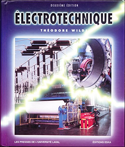 9782763772486: Electrotechnique (French Edition)