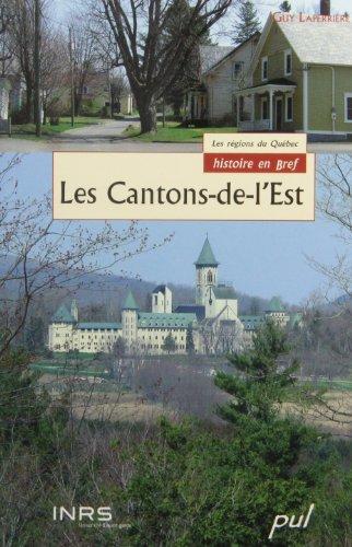 Les Cantons-de-l'Est: Laperrière,Guy