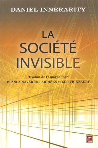 9782763789712: Societe invisible