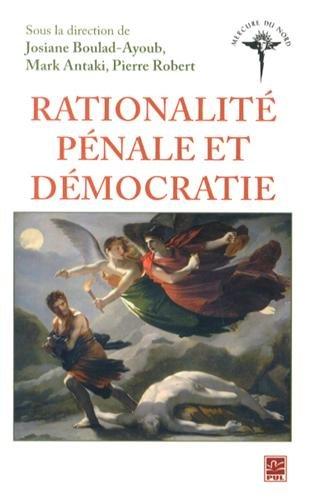 9782763796536: Rationalite penale et democratie