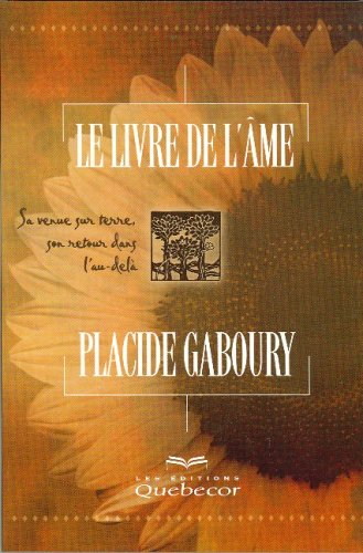 9782764004746: Le Livre De L'ame