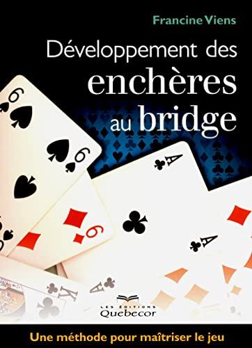developpement des encheres au bridge: Francine Viens